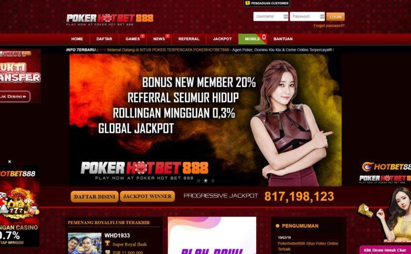 Situs IDN Poker88 Online Terbaik dan Terpercaya